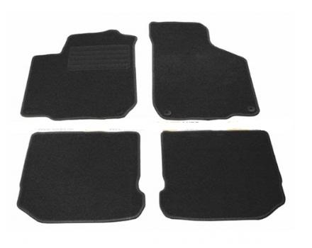 4 tapis de sol moquette vw golf 4 tout modele tdi gti ebay. Black Bedroom Furniture Sets. Home Design Ideas