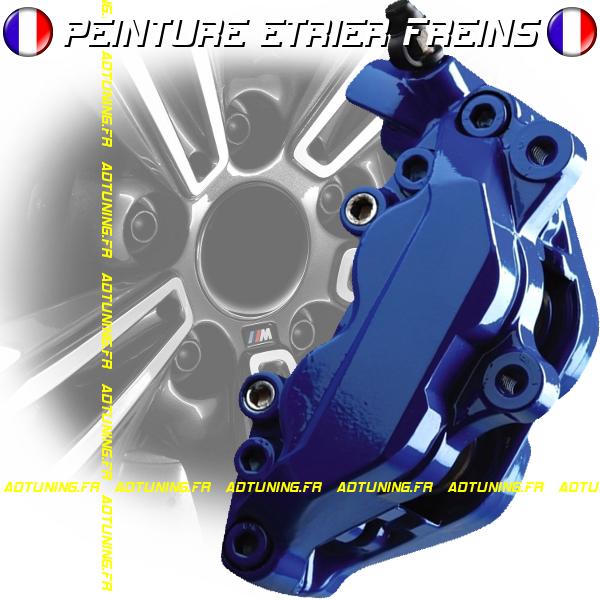 Kit tuning brake caliper paint blue foliatec auto motorcycle scooter | eBay